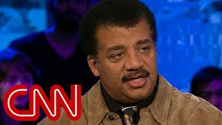 DeGrasse Tyson: We have to believe science on climate change