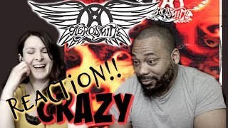 Aerosmith-Crazy Reaction!!