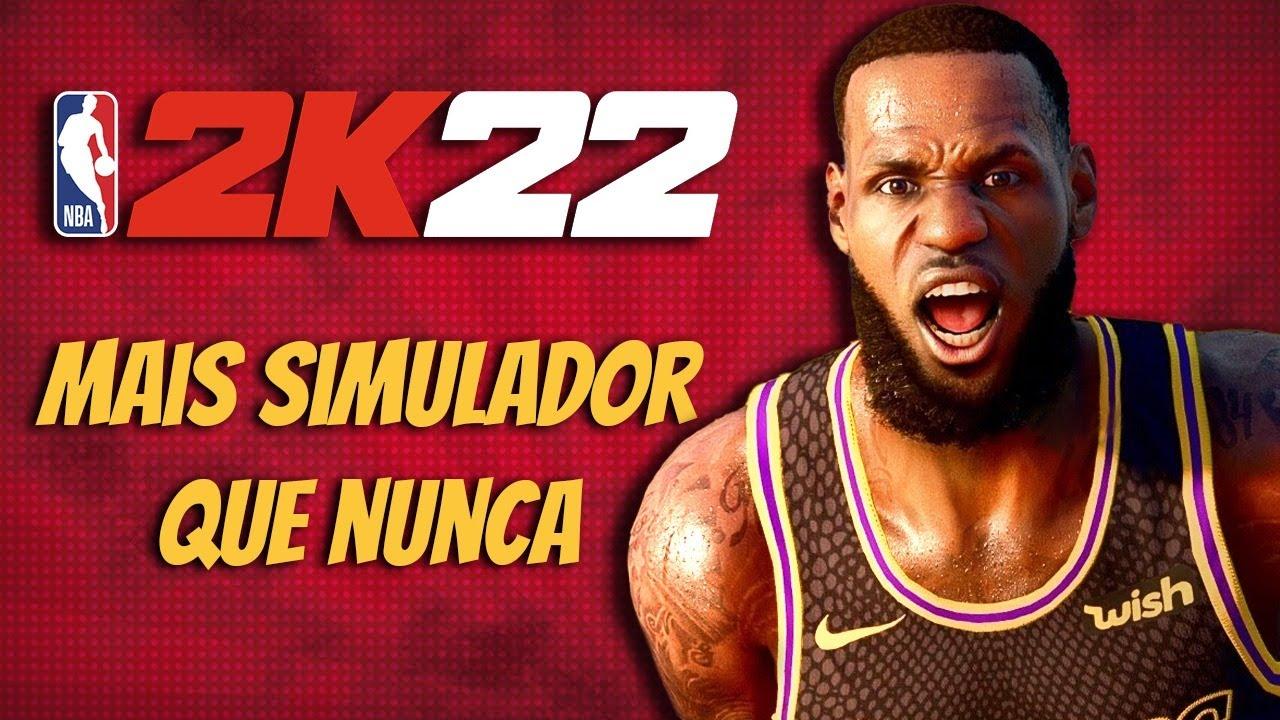 NBA 2K22   ANÁLISE/CRÍTICA/REVIEW PT BR   É BOM? VALE A PENA?