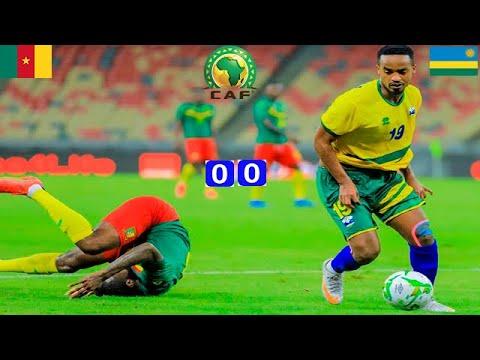 CAMEROON 🇨🇲 0:0 RWANDA 🇷🇼 FULL MATCH HD