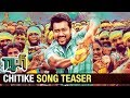 Gang Telugu Movie Songs | Chitike Song Teaser | Suriya | Keerthy Suresh | Anirudh | UV Creations