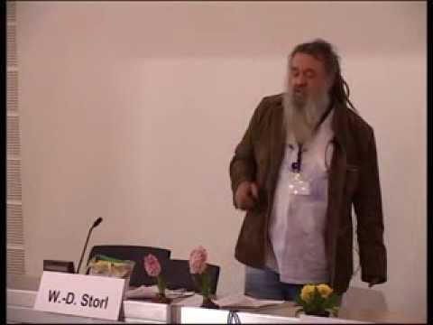 Wolf-Dieter Storl - Gottheiten, die sich als Pflanzen verkörpern
