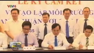 Bản tin thời sự Tiếng Việt 21h – 24/08/2016