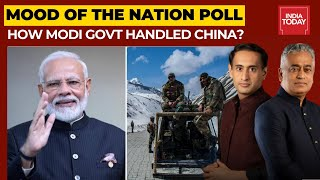 How Modi Govt Handled China?; 69% Indians Say India Gave Befitting Reply |  Mood Of The Nation 2020