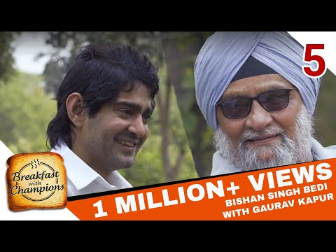BwC S1E5 - Bishan Singh Bedi feat. Angad Bedi from YouTube · Duration:  15 minutes 34 seconds