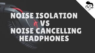 Video [Hindi] What is Noise Isolation and Noise Cancelling in Headphones, How it work?? download MP3, 3GP, MP4, WEBM, AVI, FLV Juli 2018