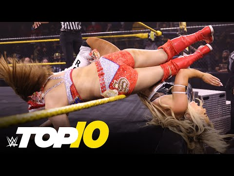 Top 10 NXT Moments: WWE Top 10, Aug. 31, 2021