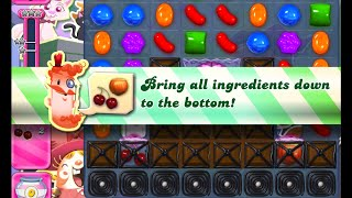 Candy Crush Saga Level 1089 walkthrough (no boosters)