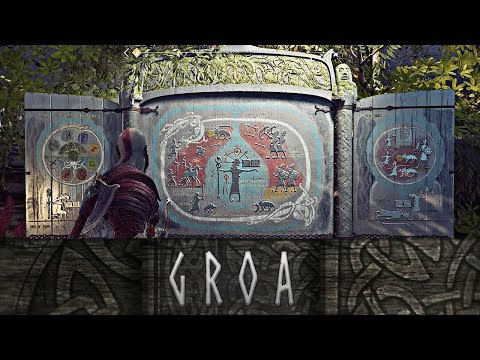 God of War - The Story of Groa the Knowledge Keeper // Giant Tales