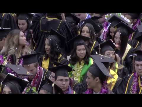 2017 CSULB Commencement - Business Administration