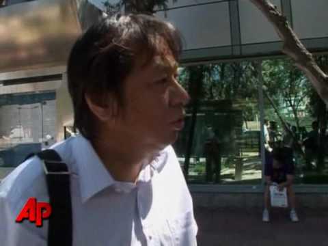 Chinese Sentence U.S. Geologist to 8 Years