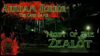 Arkham Horror LCG | Night Of The Zealot: Episode 10 The Masque Of Doom