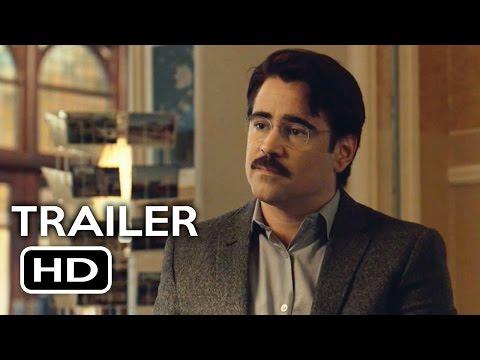 The Lobster Official Trailer #1 (2016) Colin Farrell, Rachel Weisz Comedy Movie HD