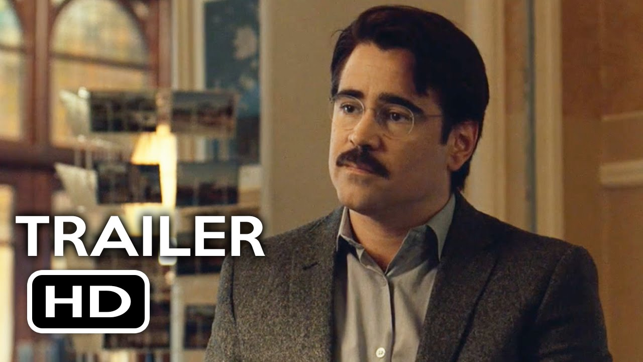 The Lobster Official Trailer #1 (2016) Colin Farrell, Rachel Weisz Comedy Movie HD - YouTube