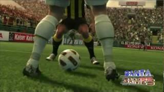 Pro Evolution Soccer 2012 - Análise Santa Games HD