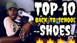 One of BULL1TRC's most viewed videos: TOP TEN BACK TO SCHOOL SNEAKERS