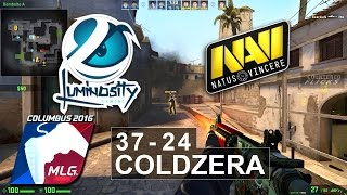 coldzera POV 37-24 vs NaVi (MLG Columbus 2016)