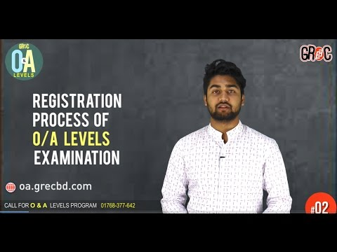 O/A Level Video Series (Episode 02)-  Registration process of o/a levels