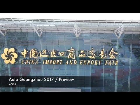 One day before Auto Guangzhou 2017 - rgb gmbh
