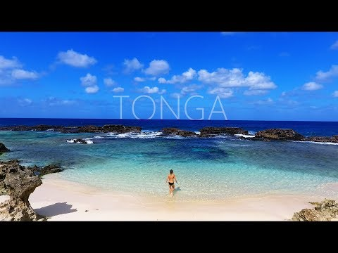 Tonga - From Above - DJI Phantom 4