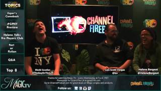 Baixar Magic TV - Helene Bergeot Talks Platinum Changes