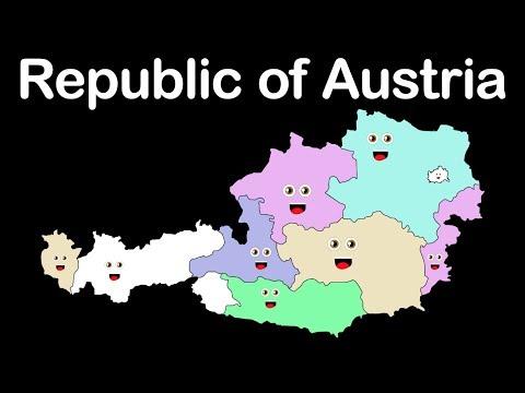 Austria/Austria Country/Austria Geography