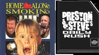 Macaulay Culkin's Tracheostomy - Preston & Steve's Daily Rush