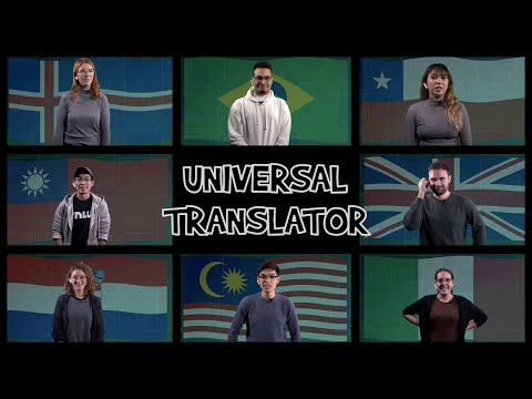 We played 10-language 'Telephone' with this universal translator — and things got messy