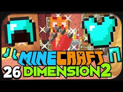 DAS bisher BESTE Geschenk in diesem Projekt! ☆ Minecraft: Dimension 2