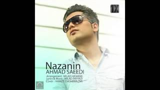 Ahmad Saeedi Nazanin AUDIO