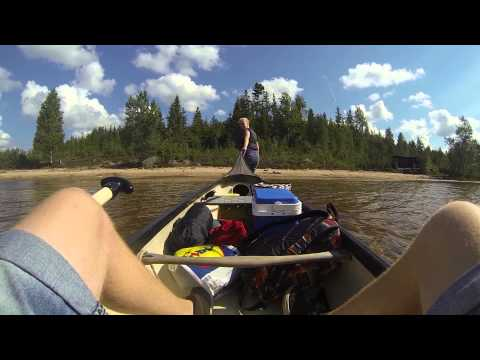 Canoe Adventure, GoPro HD Summer 2014 #2