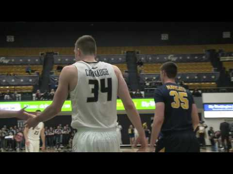 Highlights: @GW_MBB 73-69 Toledo