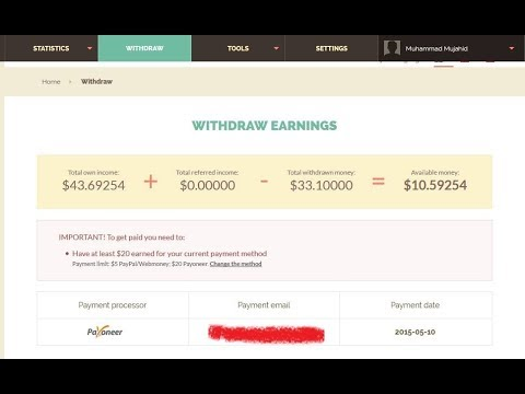 short link to earn 1000rs daily 100% Trusted method by online Job