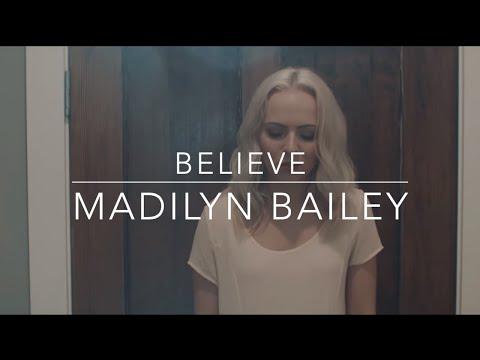 Believe - Cher (Madilyn Bailey Cover) (Lyrics)