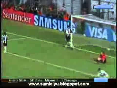 Magia de Ronaldinho   Atletico Mineiro vs Sao Paulo 4   1 Goles   Melhores Momentos   LIbertadores