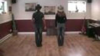 cowboy up line dance