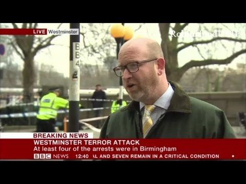Paul Nuttall says ban all Saudi funding of radical mosques