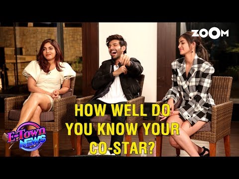 Kartik, Ananya & Bhumi give HILARIOUS answers in How well do you know your co-star game   Exclusive Mp3