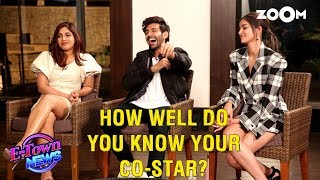 Kartik, Ananya & Bhumi give HILARIOUS answers in How well do you know your co-star game | Exclusive