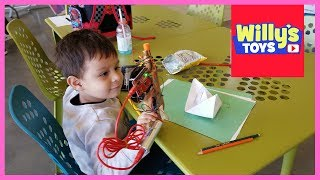 Random Funny Clips of Willy Playing With Toys and Having TONS OF FUN - SUBSCRIBE NOW!