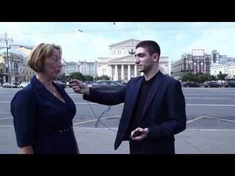 Москвичи об армянах и истинное лицо Ольги Скобеевой ''пятница''