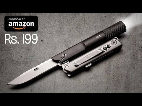 Top 3 Legal Self Defense Gadgets You Can Buy on Amazon 2019 | Electronic gadgets | i9 technology
