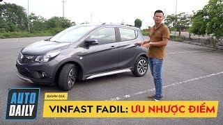 Đánh giá ƯU NHƯỢC ĐIỂM VinFast Fadil bản FULL: THẬT BẤT NGỜ