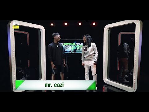 Amaka by 2Baba and Peruzzi top the Official Naija Top 10 Chart On this week's countdown