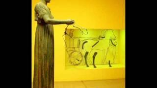 Alexander Scriabin, piano prelude n.10,op.11, Tina Malikouti, Delphi museum, Antinoos,Charioteer
