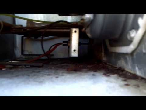 Columbus Ohio Commercial Heating Contractor Repairs Roof Top Gas Furnace