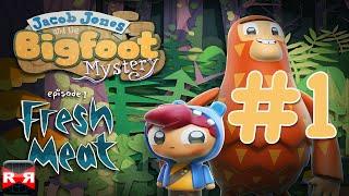 Jacob Jones and the Bigfoot Mystery: Episode 1 - iOS/Android/PS Vita - Walkthrough Gameplay Part 1