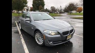 2011 BMW 5 Series Videos