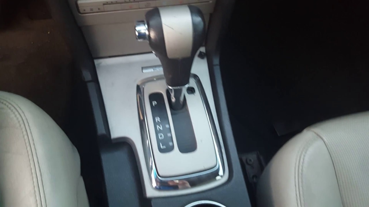 Car Wont Shift To Drive From Park
