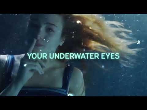 Sleepless Nights - Underwater Eyes (Official Lyric Video)